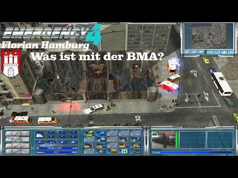 Emergency 4 Mod Florian Hamburg# Was ist mit der BMA#german HD