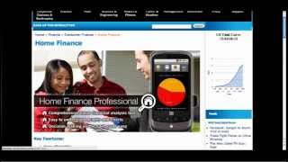 Amazing free home loan app! Home Finance Chrome Store App