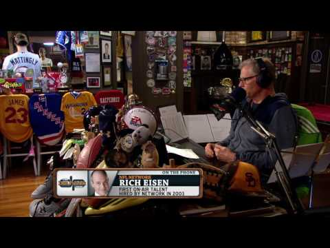 Rich Eisen recaps the 1st round of the NFL Draft and more (4/28/17)