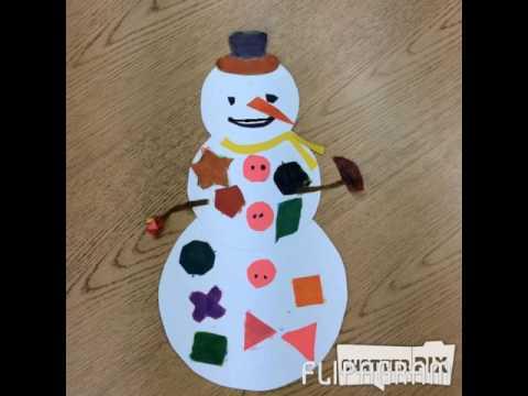 Abercrombie Academy: Pre-K Frosty the Snowman