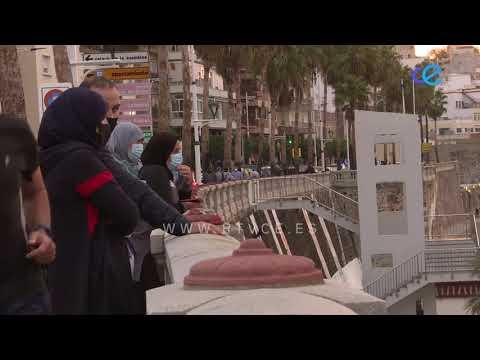 Ahogado al intentar entrar en Ceuta