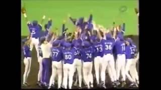三浦選手の登場曲「リーゼントブルース」とともに25年間のプロ野球人生...