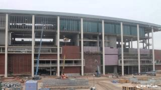 Baylor University McLane Stadium Time-Lapse