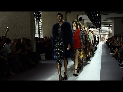 SS16 | Topshop Unique | The Full Catwalk Show