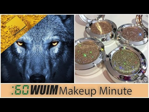 Palette Fights Animal Cruelty + MAC's New Sparkly Shadows   Makeup Minute