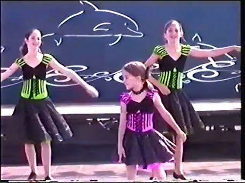 Classic Can Can Dance, from the American Girls