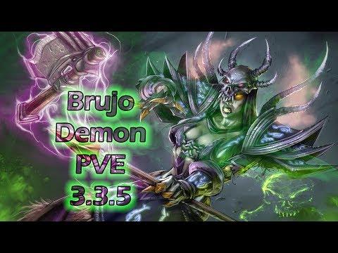 [WOW] Guia Brujo Demonología PVE 3.3.5