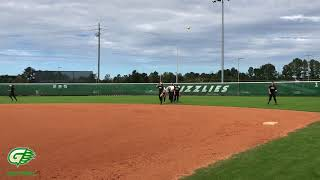 GGC Softball: Fly Balls