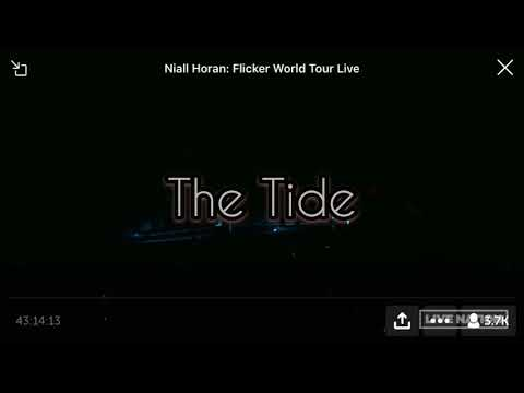 The Tide - Niall Horan (HD live in Amsterdam)