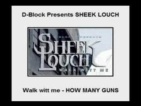 How Many Guns - Sheek Louch