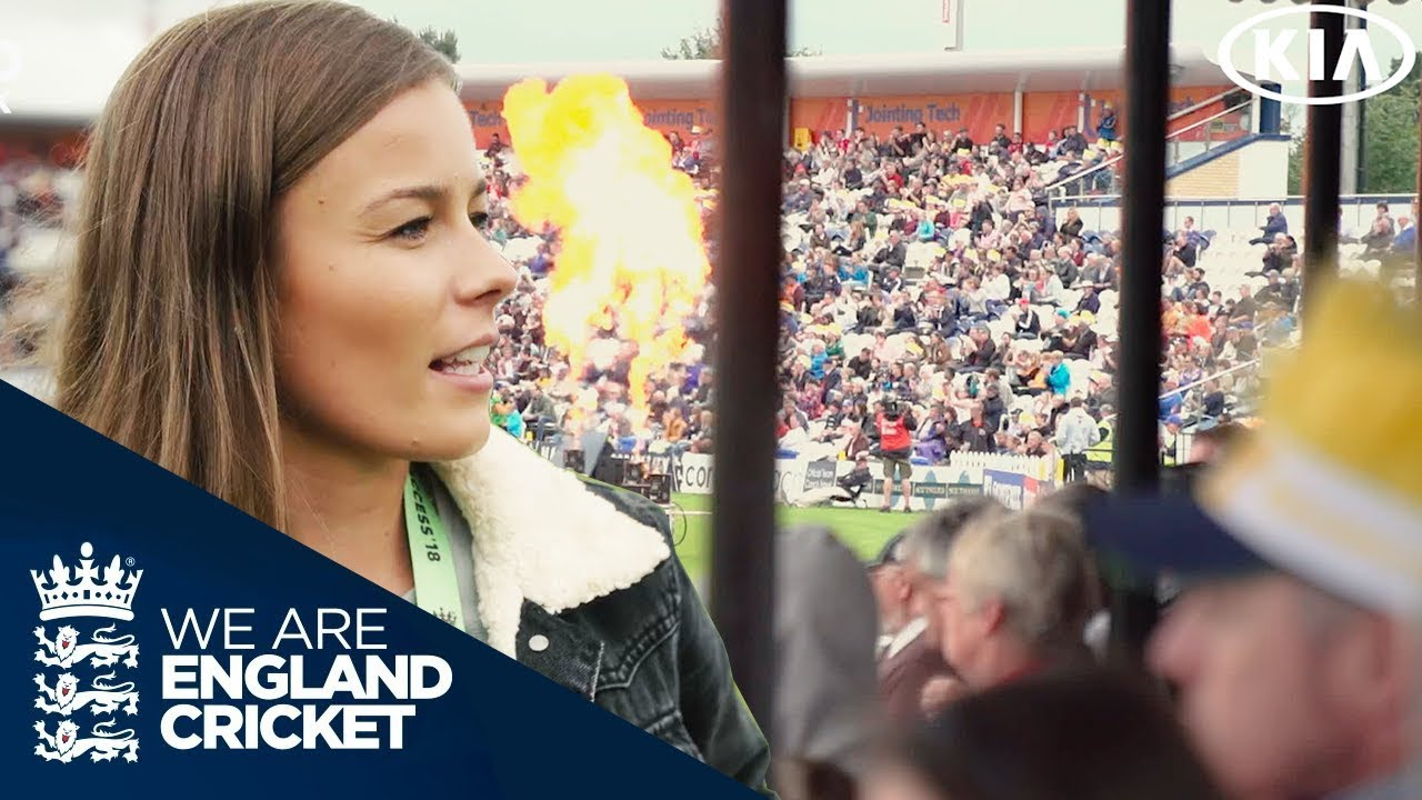 Super League Finals Day: Behind The Scenes   KIA Dugout Diaries with England Women   Episode 4