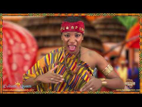 Black History Live with Culture Queen| Episode 3: Yaa Asantewaa of Ghana