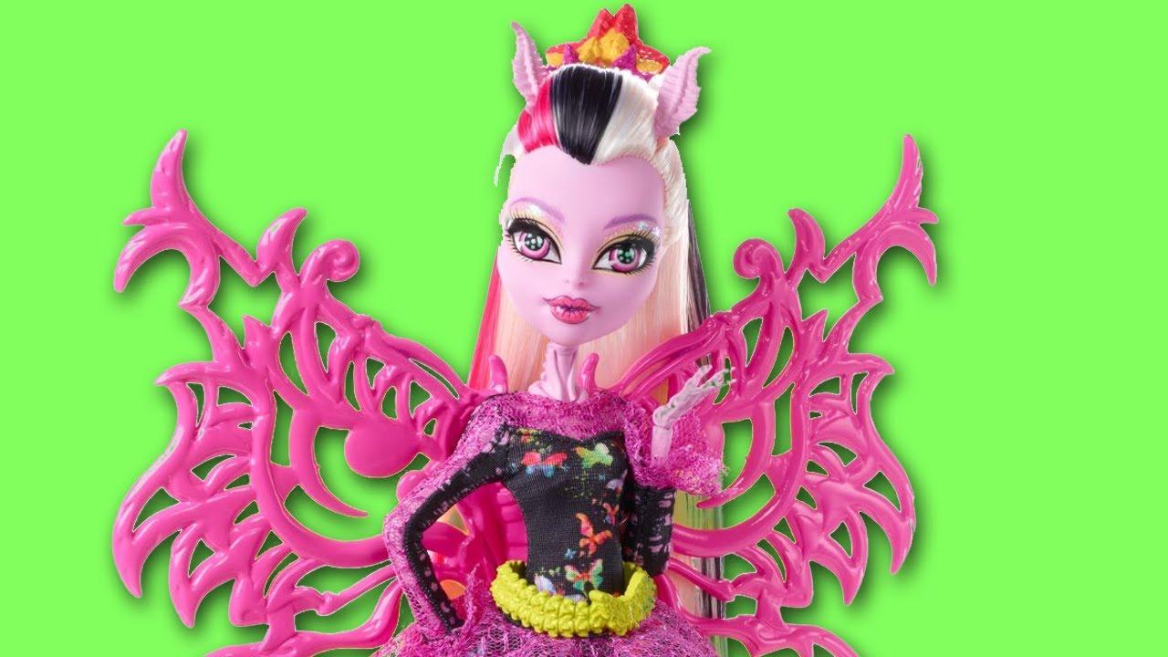 Monster high freaky fusion hybrids bonita femur from - Monster high bonita ...