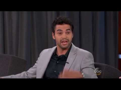 Ramon Rodriguez on Jimmy Kimmel Mentions Dr. Naysan