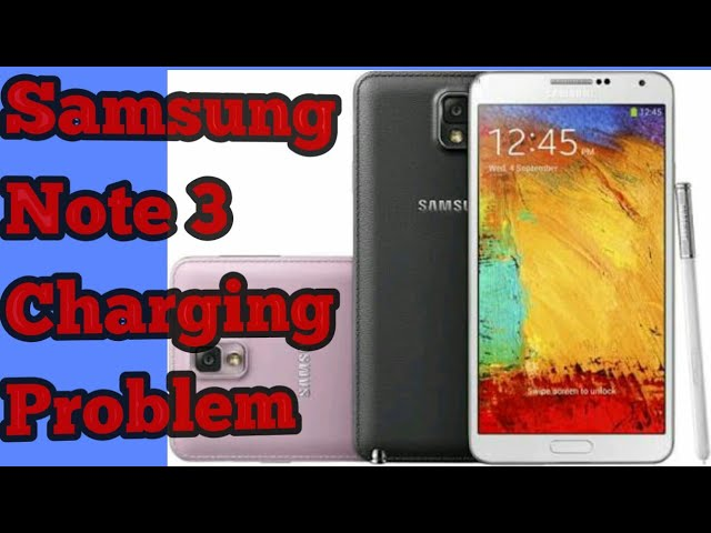 How to fix samsung note 3 charging problem Download video