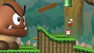 Newer Super Mario Bros. Wii - Mini-Mega Island (Complete World B)