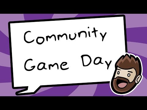 Community Game Day | Skyvault Fundraiser Live Streams