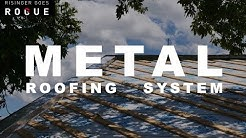 Matts Favorite Metal Roofing System