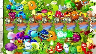 Plants vs Zombies 2 Every The Best Plant vs Annoying Jester Zombie Gameplay - Plantas Contra Zombies