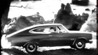 1965 AMC Rambler Marlin TV Commercial