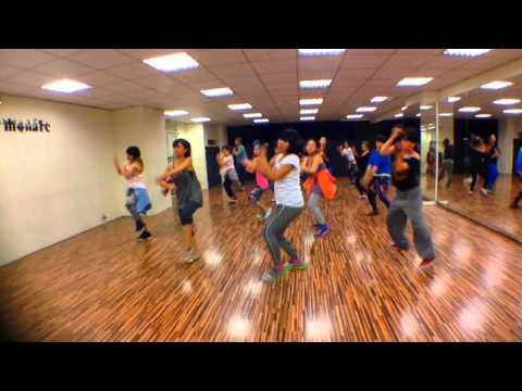 JazzMine's Dancehall Routine 20140508 Lutan Fyah - She Nuh Waan Settle Down
