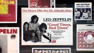 Led Zeppelin - Led Zeppelin I (Deluxe Edition Trailer)