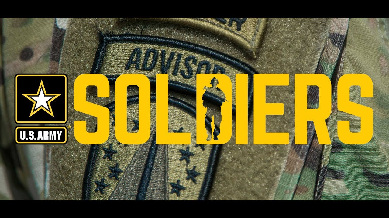1st security force assistance brigade youtube