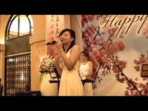 魔法大衛婚禮樂團,婚禮歌手 - 葉子, 婚禮歌曲 - What A Wonderful World-