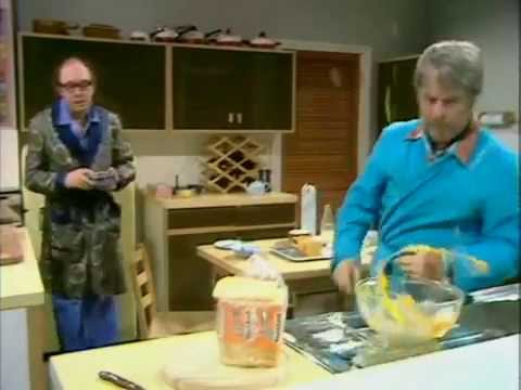 Morecambe and Wise (The Stripper)