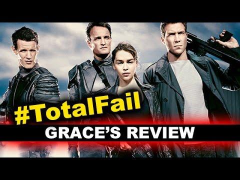 Terminator Genisys Movie Review - SLIGHT SPOILERS - Beyond The Trailer