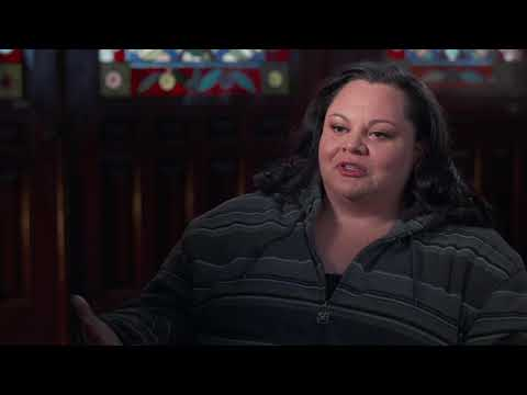 THE GREATEST SHOWMAN Lettie   Interview  Keala Settle