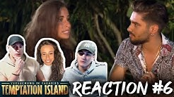 Temptation Island: Calvin+Siria kommentieren Folge 6 Reaction auf Mr. Trash TV