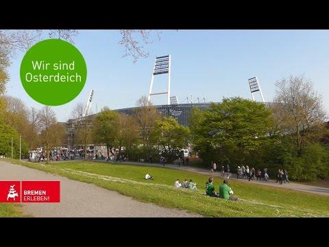 Werder - Weser - Stadion