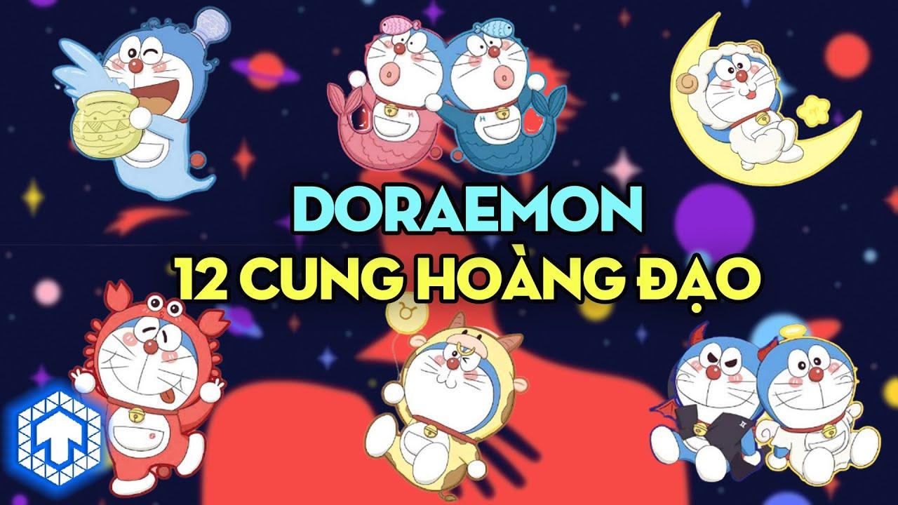 [Bói Đê] Bạn Là Ai Trong Doraemon ? 12 Cung Hoàng Đạo | Doraemon | Ten Anime