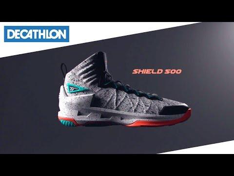 Scarpe da basket Shield 500 Tarmak   Decathlon Italia