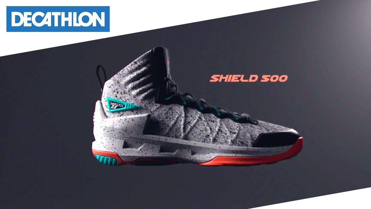 5c7fa859ced93 Scarpe da basket Shield 500 Tarmak