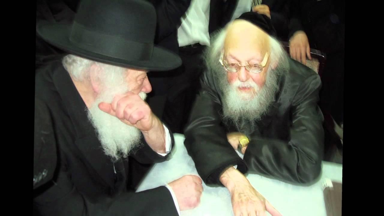Rabbi Eytan Feiner Speaks about Rav Yosef Shalom Elyashiv