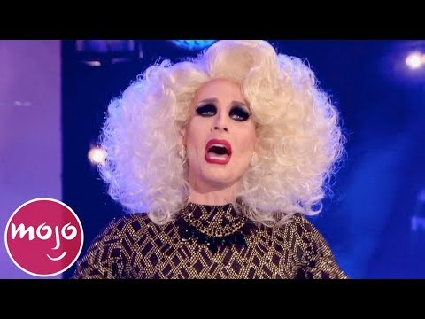 Top 10 Shocking Eliminations on RuPaul's Drag Race