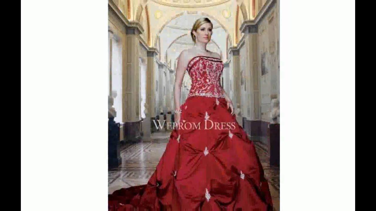 Abiti da sposa rosso significato