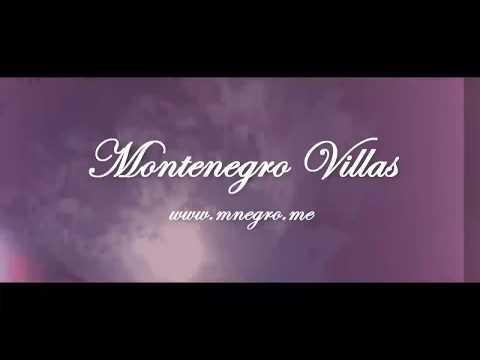 Montenegro Vacation VIP viilla video 1