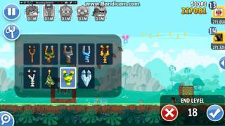 Angry Birds Friends Tournament 27-07-2017 level 5