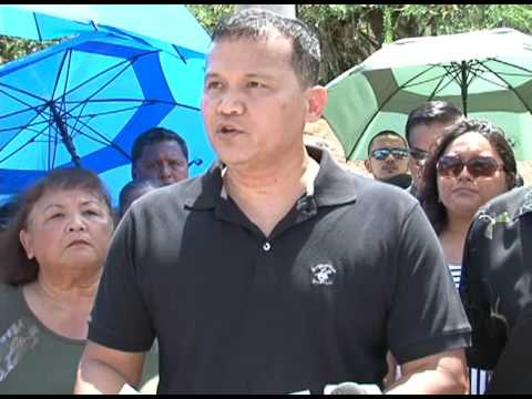 Former Agat resident says archbishop molested him 40 years ago