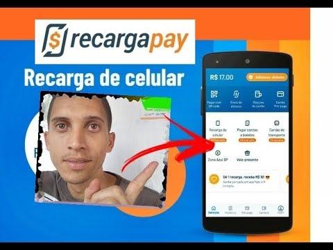 RECARGAPAY COMO FAZER RECARGAS DE CELULAR