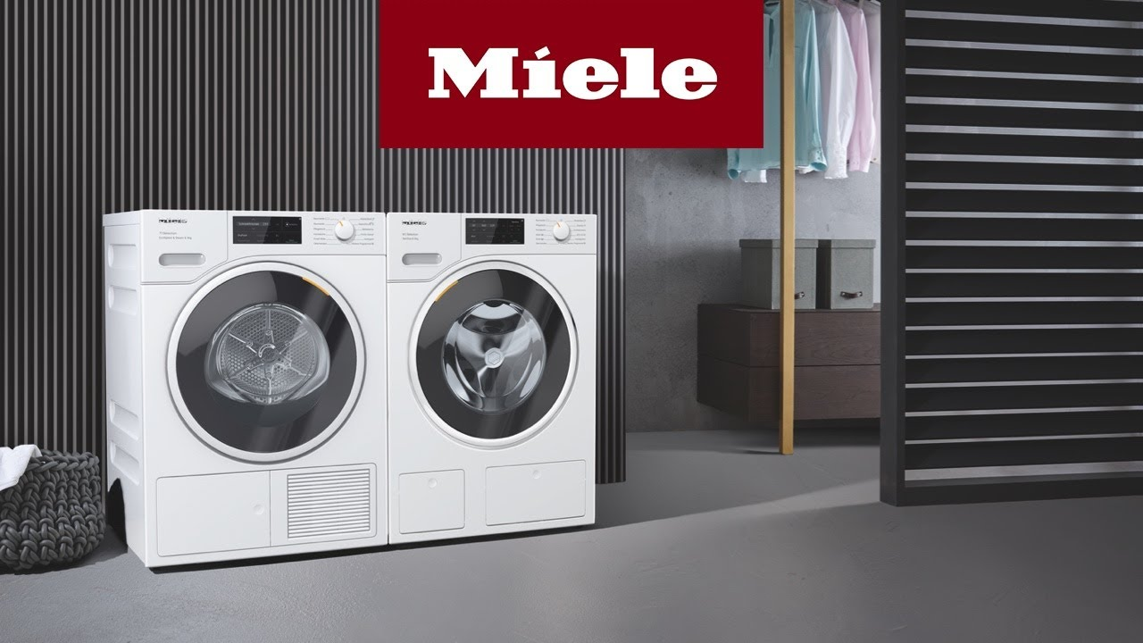 So funktioniert der miele wärmepumpentrockner miele youtube