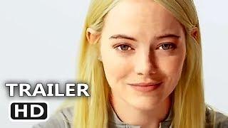 MANIAC Official Trailer TEASER (2018) Emma Stone, Jonah Hill, Sci-Fi Netflix Series HD