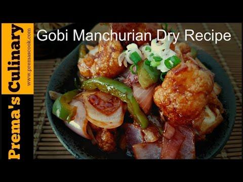 Gobi Manchurian Dry and Gravy Recipe, Easy Gobi Manchurian in Chinese wok