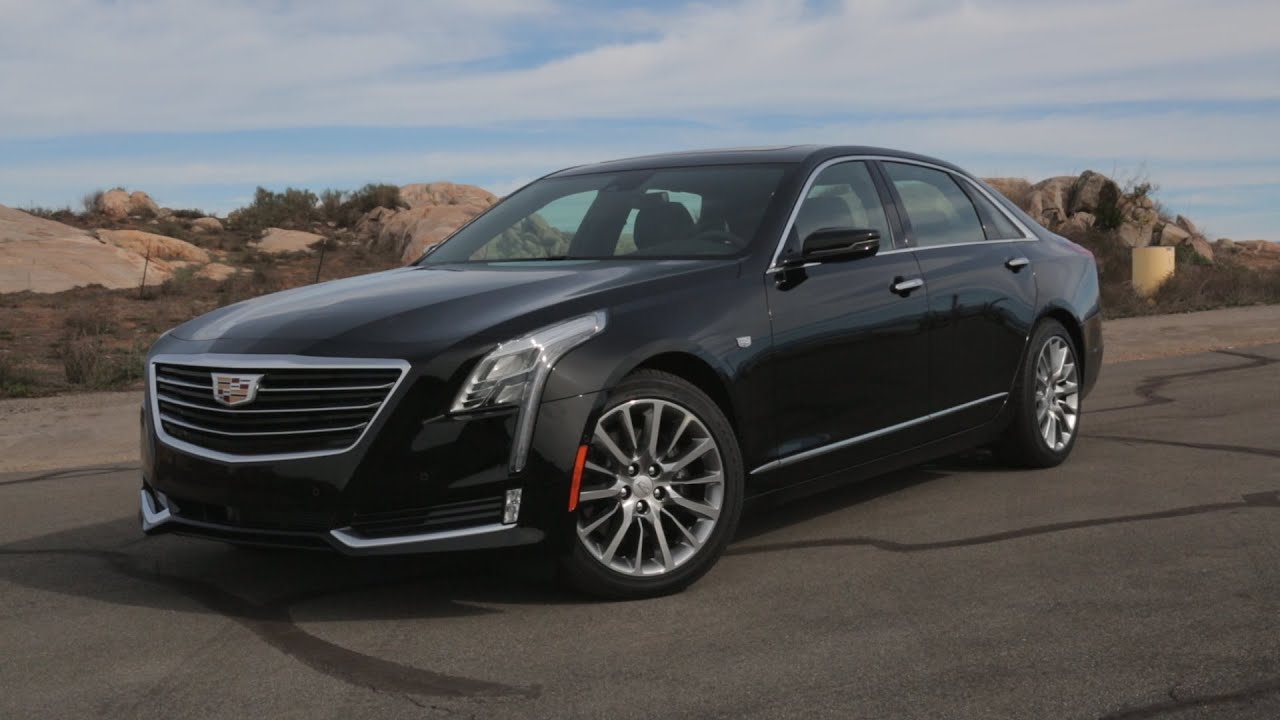2016 cadillac ct6 review first drive youtube. Black Bedroom Furniture Sets. Home Design Ideas