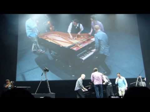The Piano Guys In Singapore: What Makes  You Beautiful