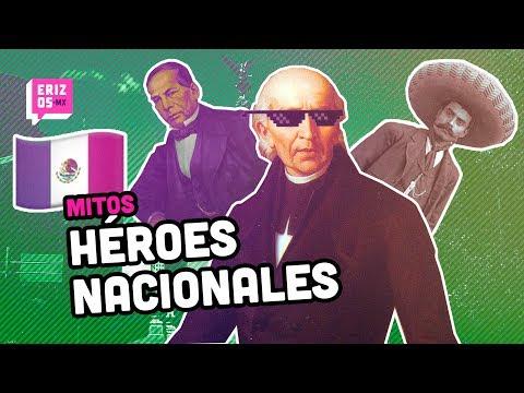Mitos y verdades de la historia de México   Erizos vs mitos de Internet   Erizos