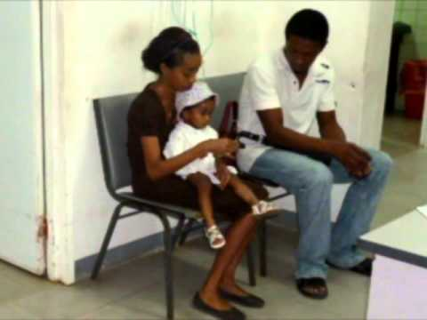 Yudeisi Castro una enfermera de misión en Guyana